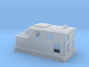 N Gauge Sentinel Y1/Y3 in Smooth Fine Detail Plastic