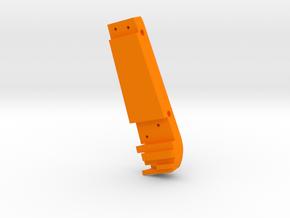F2D Handle Cover - André Bertelsen in Orange Processed Versatile Plastic
