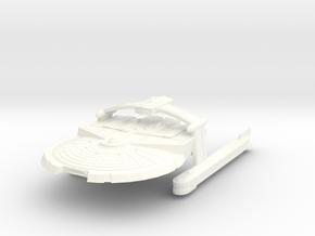 3125 N Carolina in White Processed Versatile Plastic