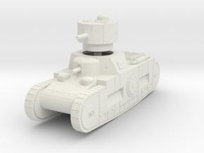 1/72 Sturmpanzerwagen Oberschleisen in White Strong & Flexible