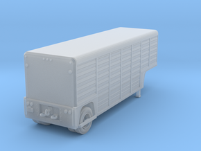 N-Scale Mickey 26' Beverage Trailer in Frosted Extreme Detail