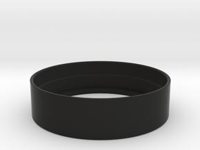 Crossfire II 3-12x56 AO HOG HUNTER Scope protector in Black Natural Versatile Plastic