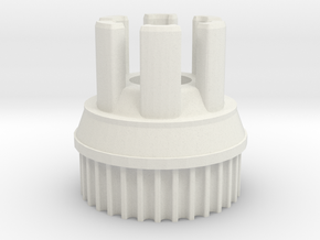 Evolve GT 32 Tooth Clone in White Natural Versatile Plastic