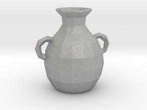 Polygonal amphora in Aluminum