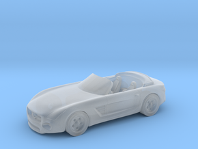 Mercedes AMG   1:87   HO in Smooth Fine Detail Plastic