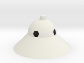 UFO Light in White Strong & Flexible