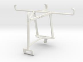 Controller mount for Xbox One S & Intex Aqua Craze in White Natural Versatile Plastic