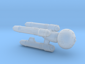 Terran(Early) Hornet Class Frigate - 1:7000 in Smooth Fine Detail Plastic