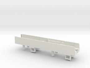 Panasonic Q Drive Rails (L&R) in White Strong & Flexible