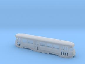 Tatra T2R H0 [body] in Smooth Fine Detail Plastic