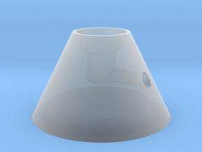 錐-2 in Smoothest Fine Detail Plastic