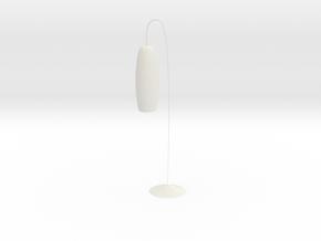 落地燈 in White Strong & Flexible