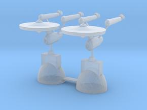 Star Trek Knights in Smooth Fine Detail Plastic