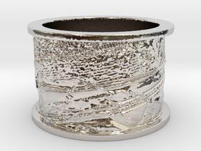 Trompe l'Oeil with Trumpet in Platinum: 13 / 69