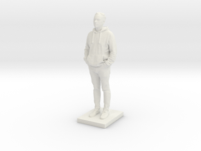 Printle C Homme 763 - 1/24 in White Natural Versatile Plastic