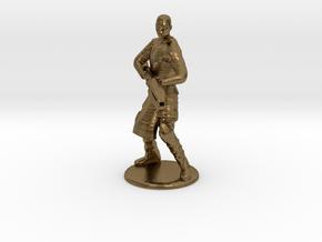 Jaffa Firing Staff 35 mm new in Natural Bronze