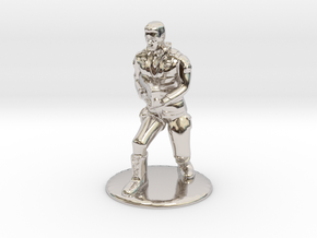 SG Male Soldier Creeping 35 mm new in Platinum