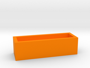 Accesscover in Orange Processed Versatile Plastic
