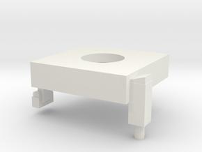 Mini-Mates Alphan Belt S1 (Space: 1999) in White Natural Versatile Plastic