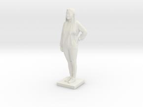 Printle C Femme 636 - 1/24 in White Natural Versatile Plastic