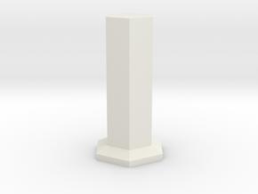 Flashlight in White Strong & Flexible: Medium