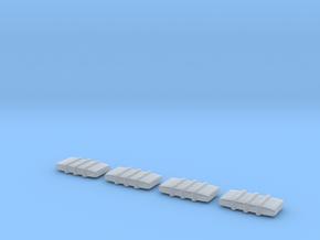 1/87 Lightbar #14 in Smooth Fine Detail Plastic