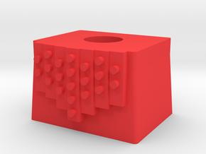 Soldier in Red Processed Versatile Plastic