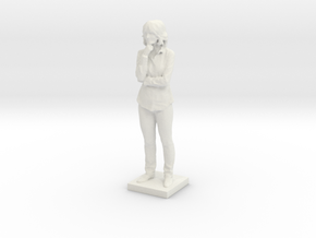 Printle C Femme 665 - 1/24 in White Strong & Flexible