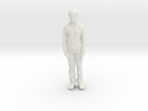 Printle C Kid 189 - 1/24 - wob in White Strong & Flexible