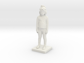 Printle C Kid 192 - 1/24 in White Strong & Flexible