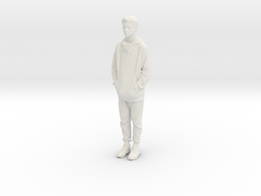 Printle C Kid 194 - 1/24 - wob in White Strong & Flexible