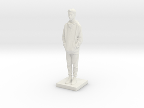Printle C Kid 194 - 1/24 in White Strong & Flexible