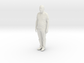 Printle C Homme 783 - 1/24 - wob in White Strong & Flexible