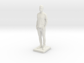 Printle C Homme 781 - 1/24 in White Strong & Flexible