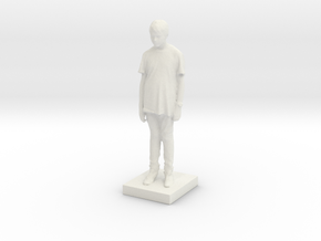 Printle C Kid 198 - 1/24 in White Strong & Flexible