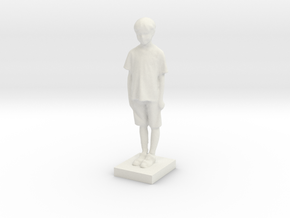 Printle C Kid 197 - 1/24 in White Strong & Flexible
