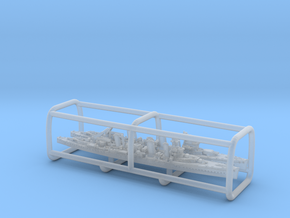 UK CL E-class (2 Ships) in Smooth Fine Detail Plastic: 1:4800