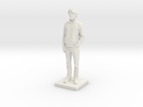 Printle C Homme 785 - 1/24 in White Strong & Flexible