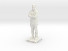 Printle C Homme 786 - 1/24 in White Strong & Flexible