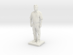 Printle C Homme 787 - 1/24 in White Strong & Flexible
