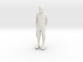 Printle C Kid 202 - 1/24 - wob in White Strong & Flexible