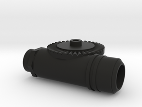 British Gyro Gs Mount in Black Natural Versatile Plastic