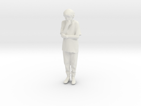 Printle C Kid 206 - 1/24 - wob in White Natural Versatile Plastic