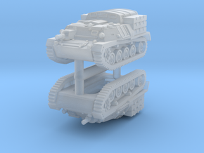 1/285 (6mm) AT-P Soviet artillery tractor (x2) in Smooth Fine Detail Plastic