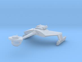 3788 Scale Klingon D7B Battlecruiser WEM in Smooth Fine Detail Plastic