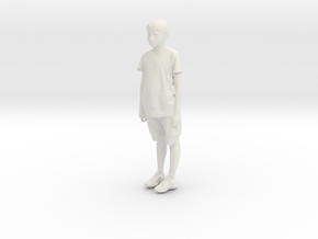 Printle C Kid 223 - 1/24 - wob in White Natural Versatile Plastic