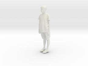 Printle C Kid 223 - 1/24 - wob in White Natural Versatile Plastic