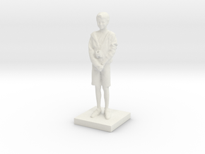 Printle C Kid 224 - 1/24 in White Natural Versatile Plastic