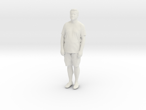 Printle C Homme 848 - 1/24 - wob in White Natural Versatile Plastic