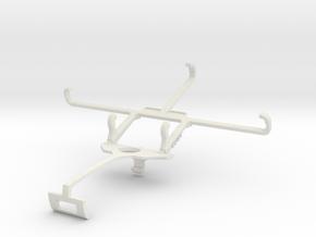 Controller mount for Xbox One S & alcatel Pop 3 (5 in White Natural Versatile Plastic